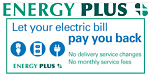 Energy Plus Logo -- preferred electricity provider for PRA members